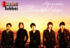 banner fansub arashi beatiful days