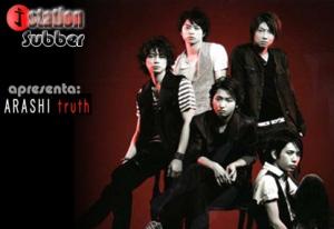banner fansub single arashi truth