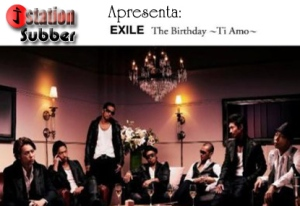 banner fansub single ti amo exile