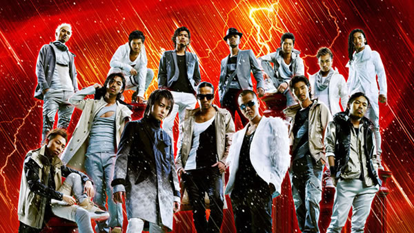 EXILE – THE HURRICANE ~FIREWORKS~