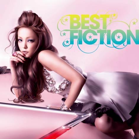 namie amuro best fiction cover