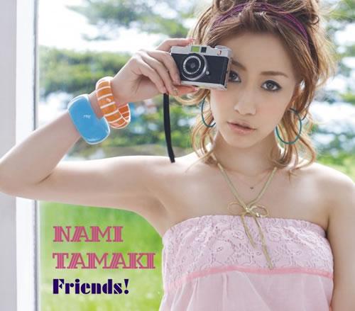 Tamaki_Nami_-_Friends_CD