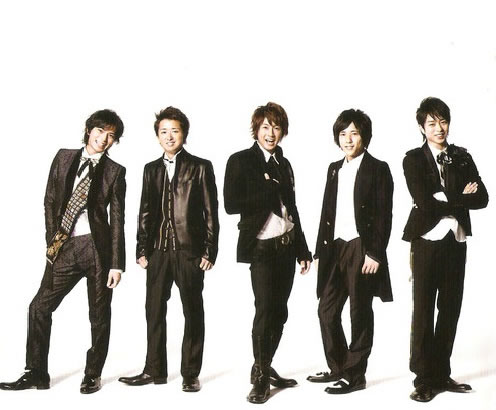 ARASHI ALL THE BEST