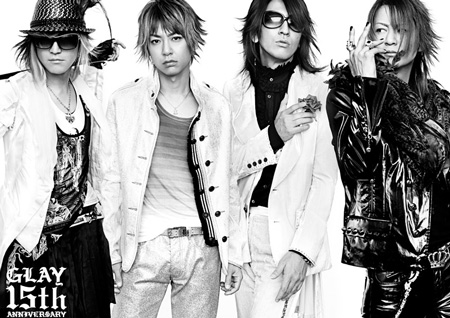 GLAY_15th Anniversary