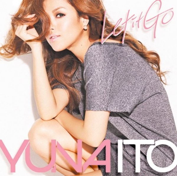 Yuna Ito Let it Go cd
