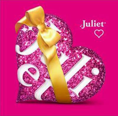Juliet_-_Love_CDDVD
