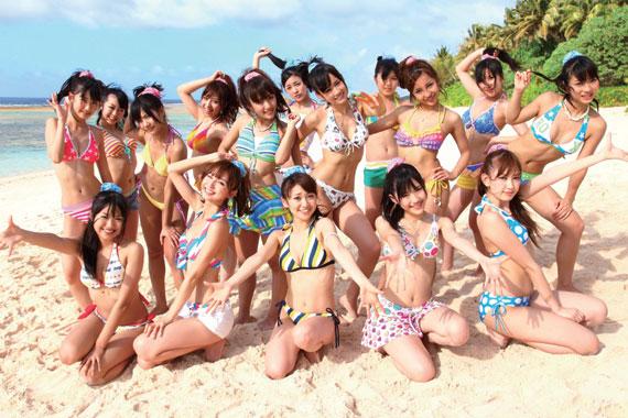 febre do momento, a girlband AKB48 , estará lançando seu segundo ...